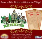 Celebration Village Ticket Giveaway 2016