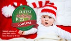 Cutest Holiday Kids Photo Contest