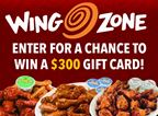 Wingzone Giveaway