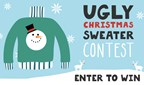 Ugly Christmas Sweater Photo Contest