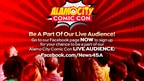 Alamo City Comic Con Live Audience Living