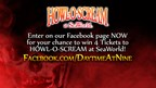 Daytime @ Nine SeaWorld Howl-O-Scream Giveaway