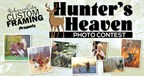 Johnson City Custom Framing Hunter's Heaven Photo
