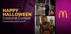 Happy Halloween Contest Presented by McDonald's