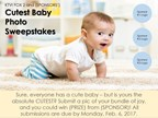 Cutest Baby Photo Sweepstakes