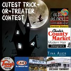 Cutest Trick-Or-Treater Contest