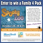 Zoo Spooky Nights Contest