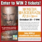 Zoo Monster Masquerade Contest