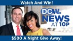 Nov16 Sweeps Watch and Win