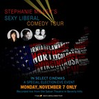 Stephanie Miller Sexy Liberal Tour