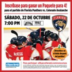 ENH- Florida Panthers Halloween 10/22 Game