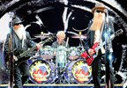 ZZ Top at St. Augustine Amphitheater