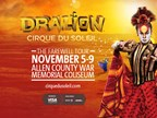 Cirque Du Soleil VIP Ticket Give Away!