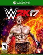 Win WWE 2K17 for XBox One