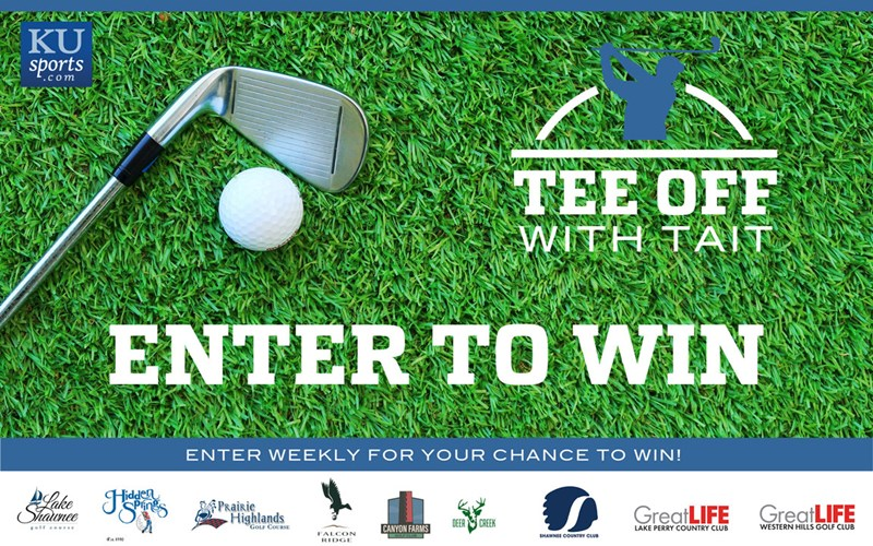 Tee off with Tait Giveaway - 2019