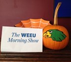 WEEU fourth annual pumpkin decorating contest