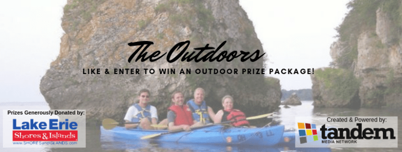 The Outdoors Prize Package