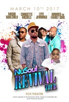 NuSoul Revival Tour