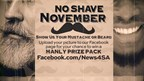 San Antonio Living No Shave November