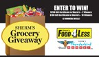 Sherm's Grocery Giveaway