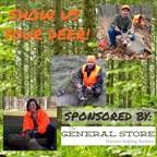 The General Store's Show Us Your Deer 2017