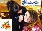 Dance Party Makeover from Marinello!