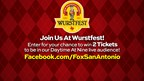 Daytime @ Nine Wurstfest Live Audience