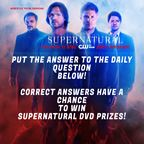 Supernatural 200th Episode Giveaway