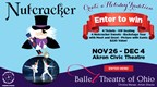 Ballet Theatre of Ohio - Nutcracker Giveaway