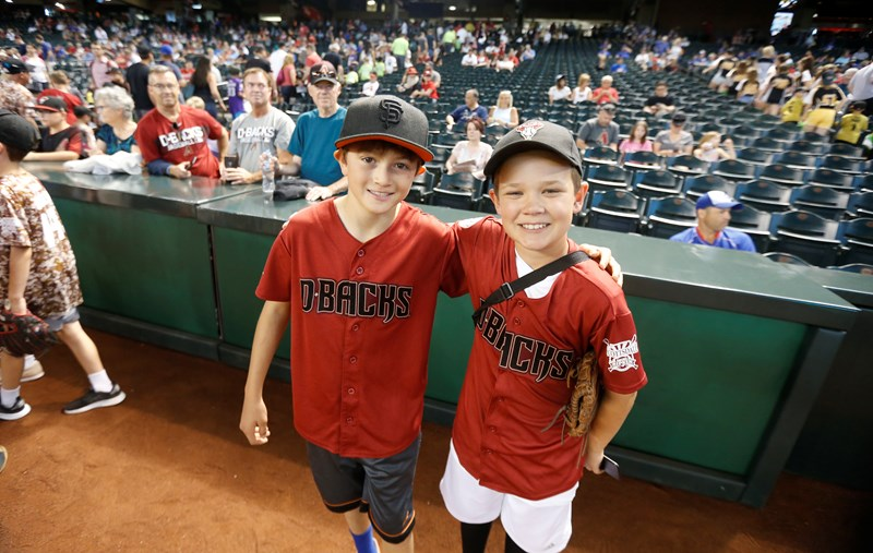 Quiz & Win Diamondbacks Tickets
