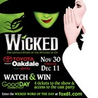 Wicked Watch & Win Morning News Week 11/7/16