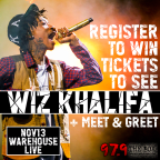 Wiz Khalifa Meet & Greet