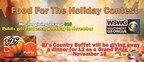 BJ's Country Buffet Food for the Holidays Giveaway