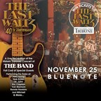 Blue Note Last Waltz Sweeps
