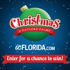 WFTV 2016 Christmas at Gaylord Palms Sweepstakes