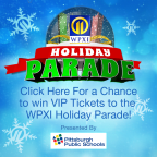 WPXI Holiday Parade Ticket Giveaway