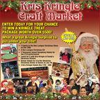 Kris Kringle Craft Market Gift Package