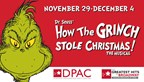 2016 Grinch Ticket Giveaway