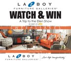 KING 5's Watch and Win a Trip to the Ellen Show sweepstakes – sponsored by La-Z-Boy