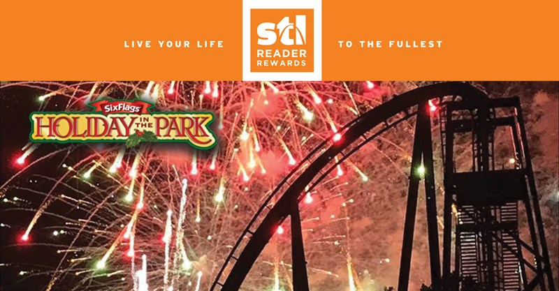 Reader Rewards: Six Flags St. Louis Holiday in the Park