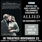 Allied Advance Screening