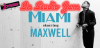 In Studio Jam Miami - Maxwell