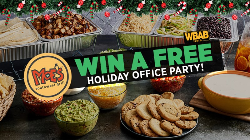 Moe's Holiday Office Party