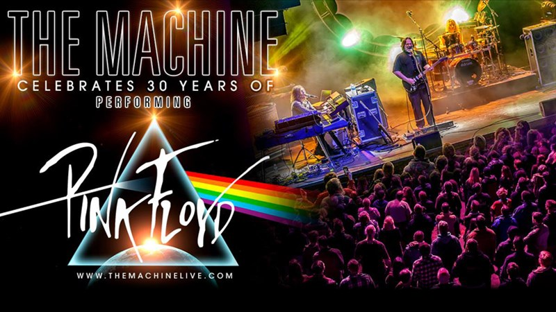 Win Tickets to See The Machine