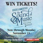 Sound of Music Ticket Giveaway