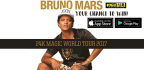 WIN TICKETS TO SEE BRUNO MARS AT THE NEW COLISEUM!