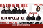 Sunny - Win tickets to see New Kids on the Block w