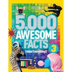 5,000 Awesome Facts 3