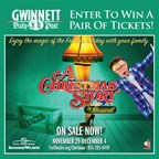Win tickets to 'A Christmas Story'