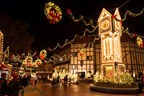 WIN TICKETS TO BUSCH GARDENS CHRISTMAS TOWN